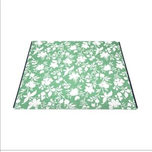 (4) Artistic Floral Placemats Green by Threshold